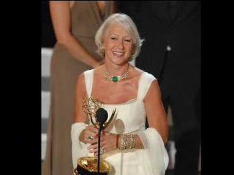 Helen Mirren at the 2006 Emmys