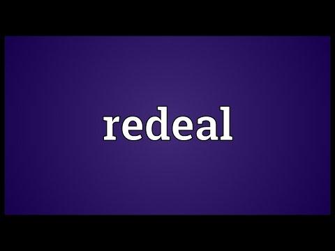 Header of redeal