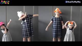 NGƯỜI HÃY QUÊN EM ĐI reaction / Hai chị em bắt chước nhảy theo cô Mỹ Tâm