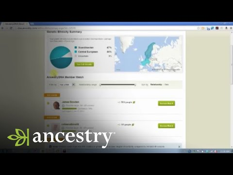 AncestryDNA: What To Do With All Those Matches