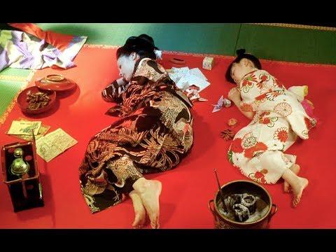 5分鍾看日本絕色電影《惡女惡女花魁》8歲女孩從小培養,十年後成爲首席頭牌惡女花魁