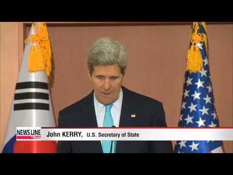 Washington looks to boost presence in Northeast Asia through Kerry's visit