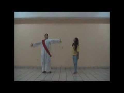 Jesus Is My Superhero video