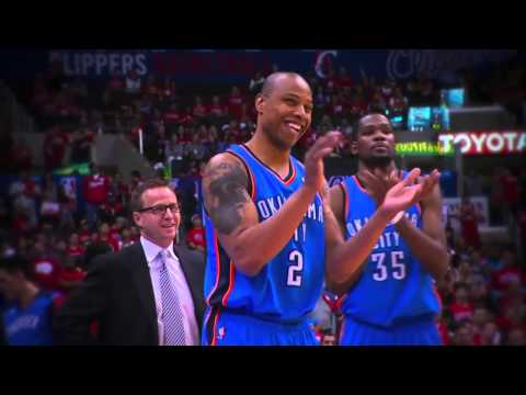 Series Recap: Los Angeles Clippers vs Oklahoma City Thunder | NBA Playoffs 2014