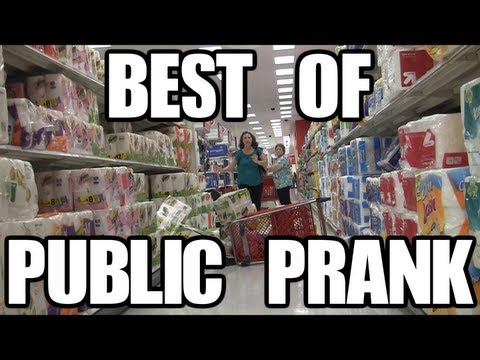 Best Of Public Prank 2012