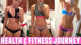 My Health & Fitness Journey | Weight Loss Story