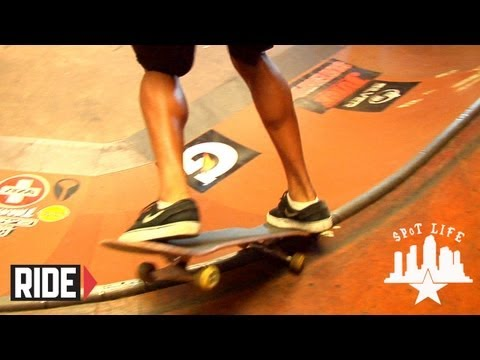 Ishod Wair, Bobby Worrest, and Justin Brock Raw Footage Tampa Pro 2012: SPoT Life Event Check