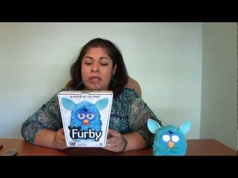 Furby 2012 Reseña en Español
