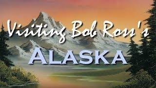 """""""Visiting Bob Ross's Alaska"""" - by Urban Shark Productions"""