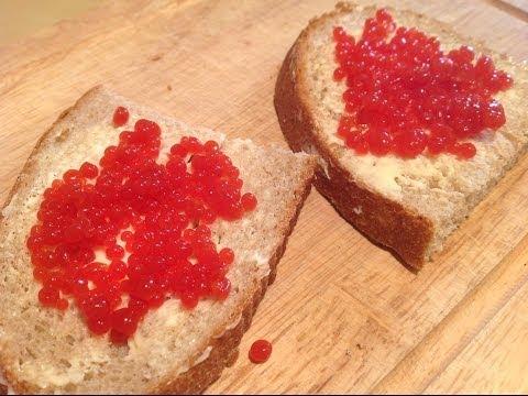 Вегетарианская красная икра - рецепт