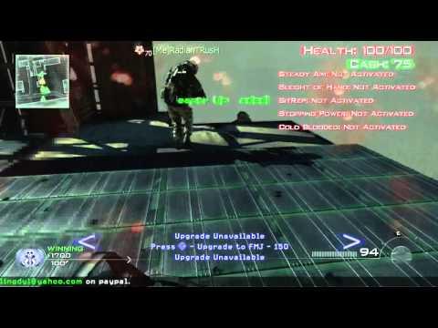 Xbox Elements Call Of Duty Black Ops XP/Prestige Lobby