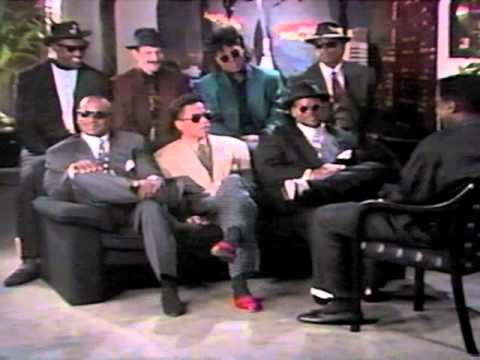 The Time Interview with Donnie Simpson Part 3.