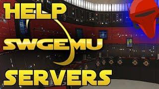 Help SWGEmu Servers Stay Online!