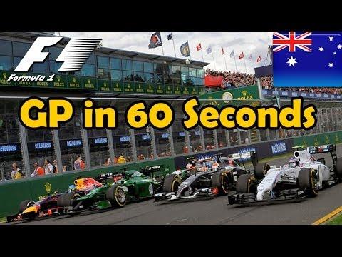 Australia 2014 f1 f1 2014 Australia Grand