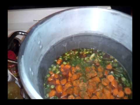 Sacred Heart Diet Soup Recipe