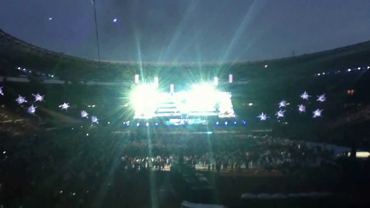 Muses 2013 Muse Live Roma 6 Luglio 2013