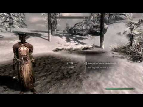 Skyrim Infinite Gold & Secret Chest GLITCH 360/PS3/PC