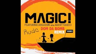 Magic! - Rude (Dom Da Bomb Remix) Feat. Assassin (Lyrics & Download Link In Description)