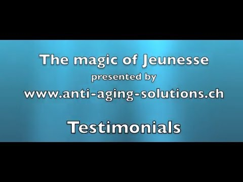 Jeunesse Global Testimonials, Video 1