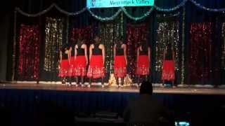 Devika Fusion Dance - Senior Group