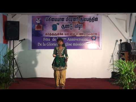 Tamil Christian Dance - Manavalan Varaporaru video