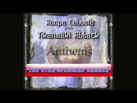 Roope Latvala&Tikanmäki Attack - The Star-Spangled Banner