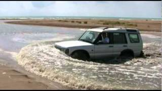 SPANISH4X4.com Holiday Season Clips and fun with Landrover Defender offroading
