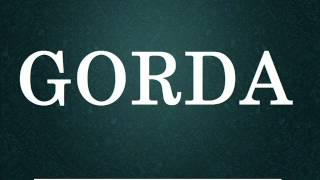 GORDA - Los Mejores Audios De WhatsApp