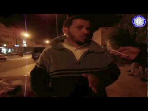 بائع متجول يتعرض للإختطاف و تهديد الشرطة القضائية