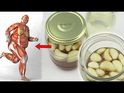 Knoblauchsirup gegen Bluthochdruck, Impotenz und anderen Krankheiten - Lifehack