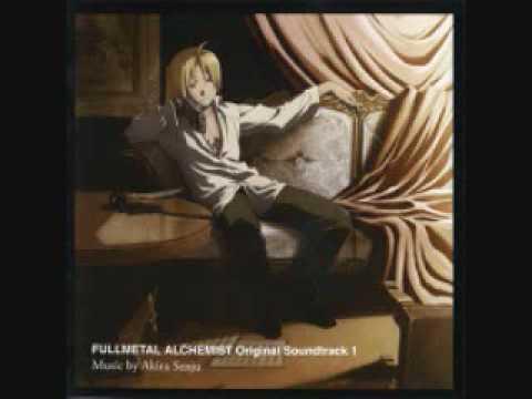 Fullmetal Alchemist Brotherhood OST - Laws of Alchemy
