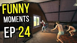 PUBG: Funny Moments Ep. 24