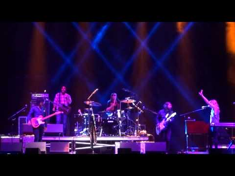 Grace Potter & the Nocturnals - full set Phases of the Moon Fest. 9-12-14 HD tripod