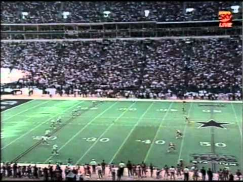 San Fransisco 49ers V Dallas Cowboys 1995 - The first 13 plays from scrimmage