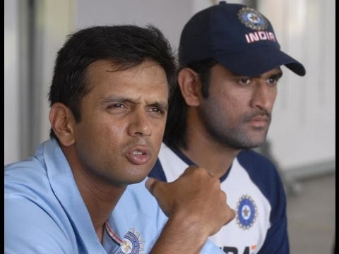 Give up T20 captaincy: Rahul Dravid tells Dhoni
