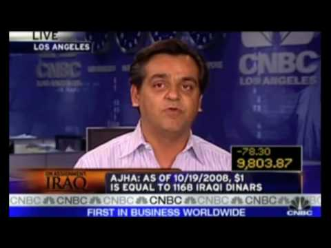 CNBC Clip On Buying Iraqi Dinar