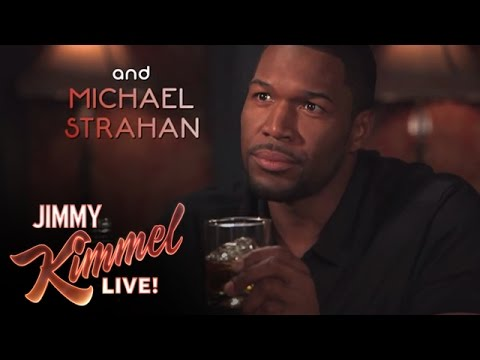 3 Ridiculous Questions with Michael Strahan