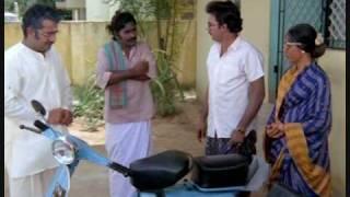 Ego - Classic Tamil Movie Scene - Bhagyaraj's funny ego in Chinna Veedu