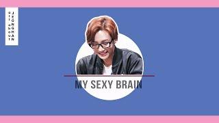 Jeonghan - slick vs smart