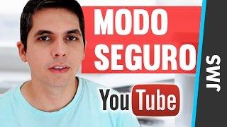 Como Ativar ou Desativar o Modo de Segurança do YouTube