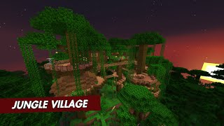 Jungle Village Minecraft