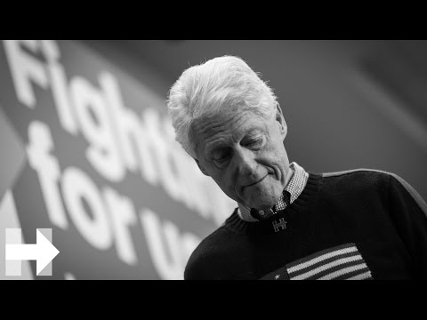 President Bill Clinton on why Hillary is the greatest changemaker he's ever known | Hillary Clinton