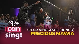Precious Mawia: Actress performs Ninogeshe | I CAN SING S2E05