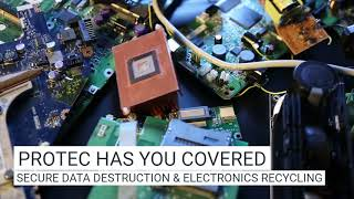 Protec Recycling Secure Electronic Recycling