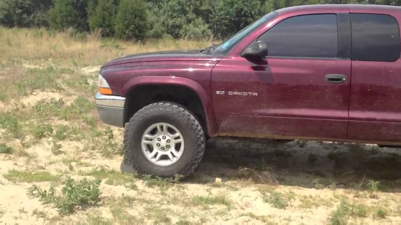 Maxresdefault on 2001 Dodge Dakota 4x4