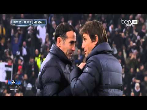 Juventus Vs Inter Milan 3:1 all goals 02 02 2014 HD