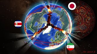 Iran, Costa Rica, Japon, les Tremblements Continuent...