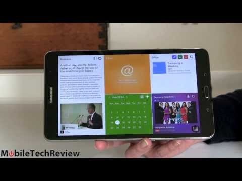 Samsung Galaxy Tab Pro 8.4 Review