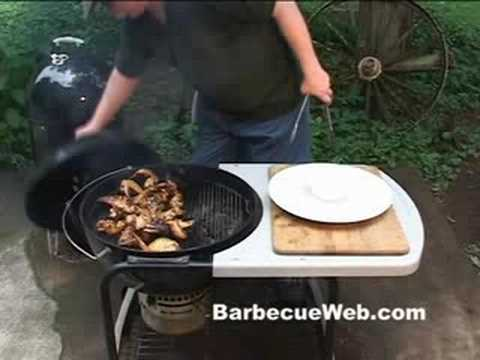 Buffalo Wings Grilled Chicken Recipe by the BBQ Pit Boys Video
