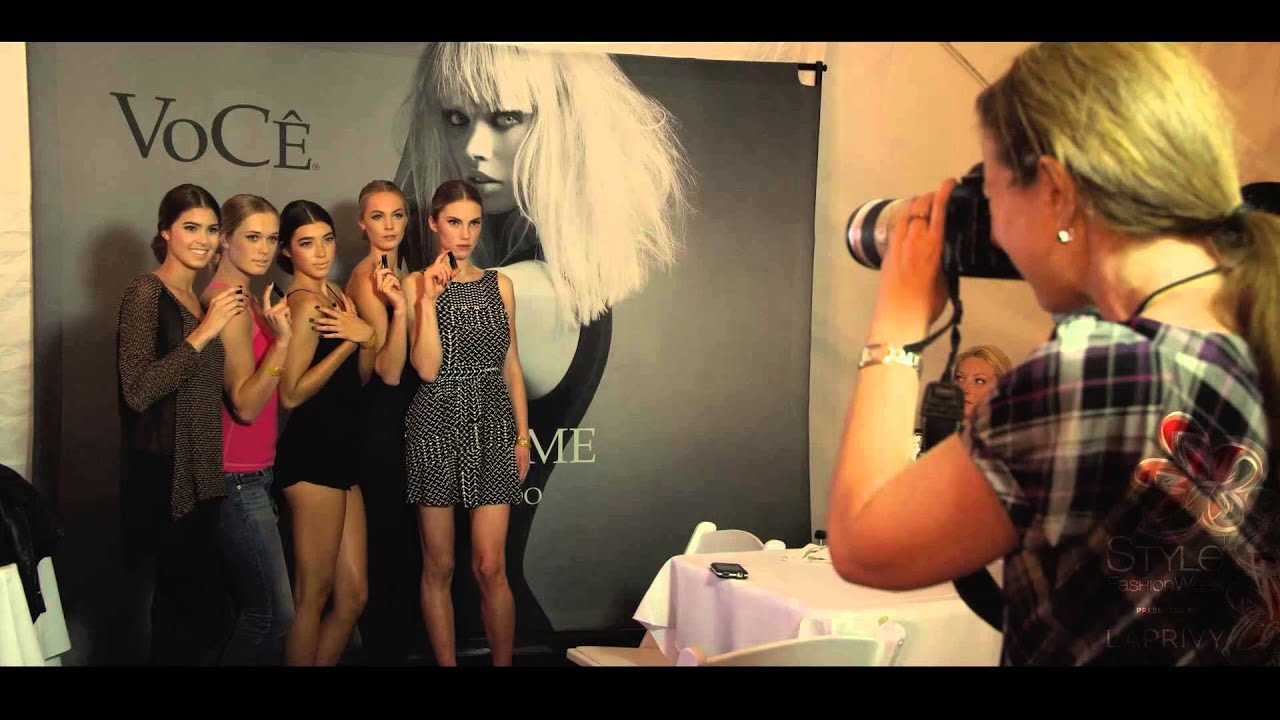 Laprivy Magazine Presents Spring Summer 2015 Los Angeles Style Fashion Week Full Trailer Youtube